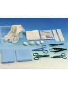 kit medicazione - suture- cateterismo